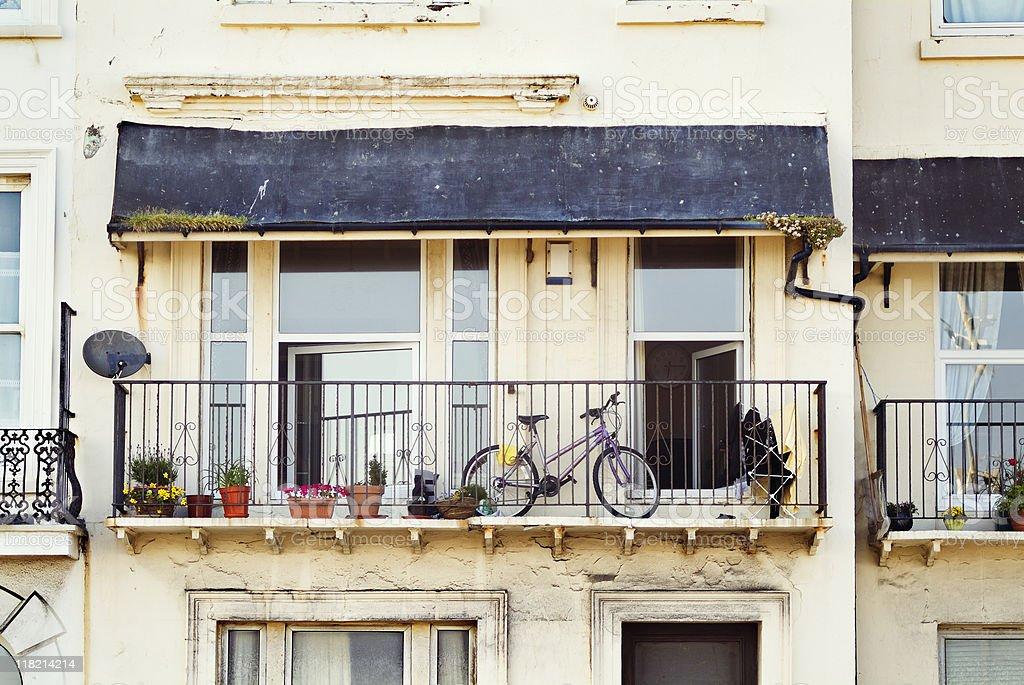 Balkon Englisch englische house balkon stock fotografie und mehr bilder