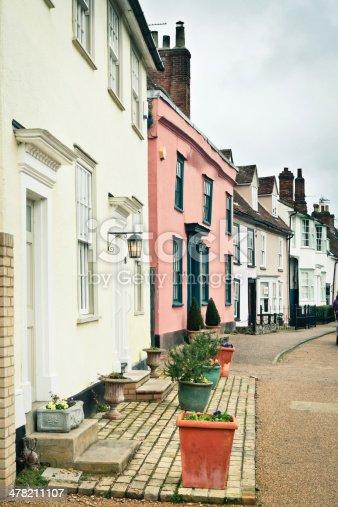 istock English houses 478211107