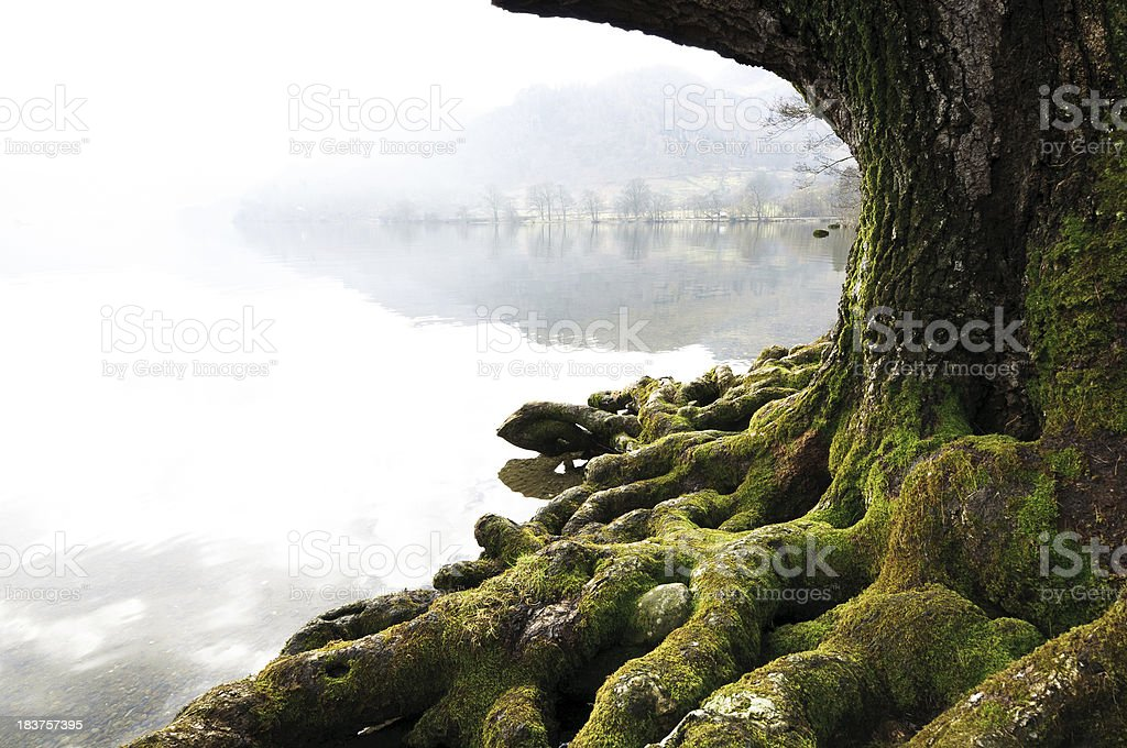English Lake District: Ullswater stock photo