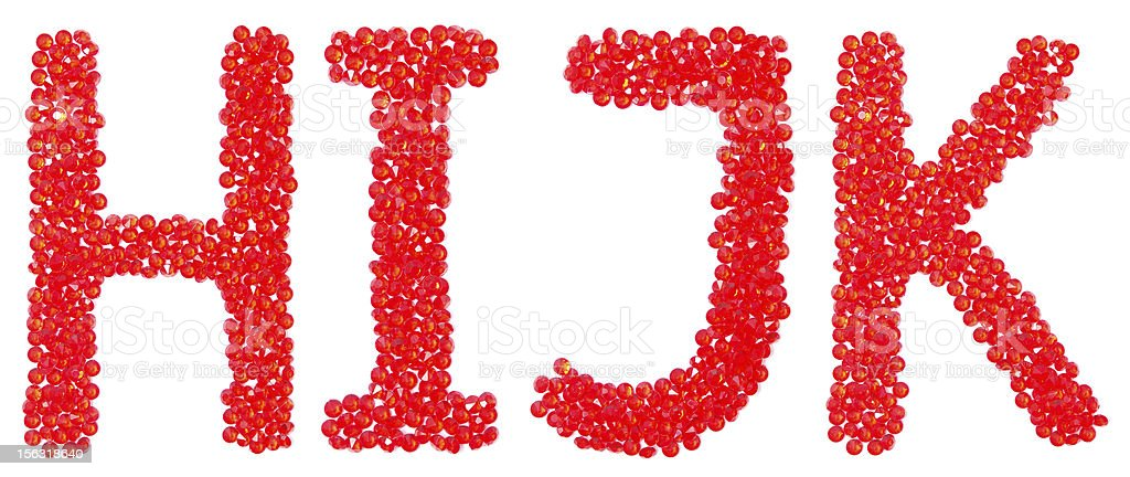 english letters royalty-free stock photo
