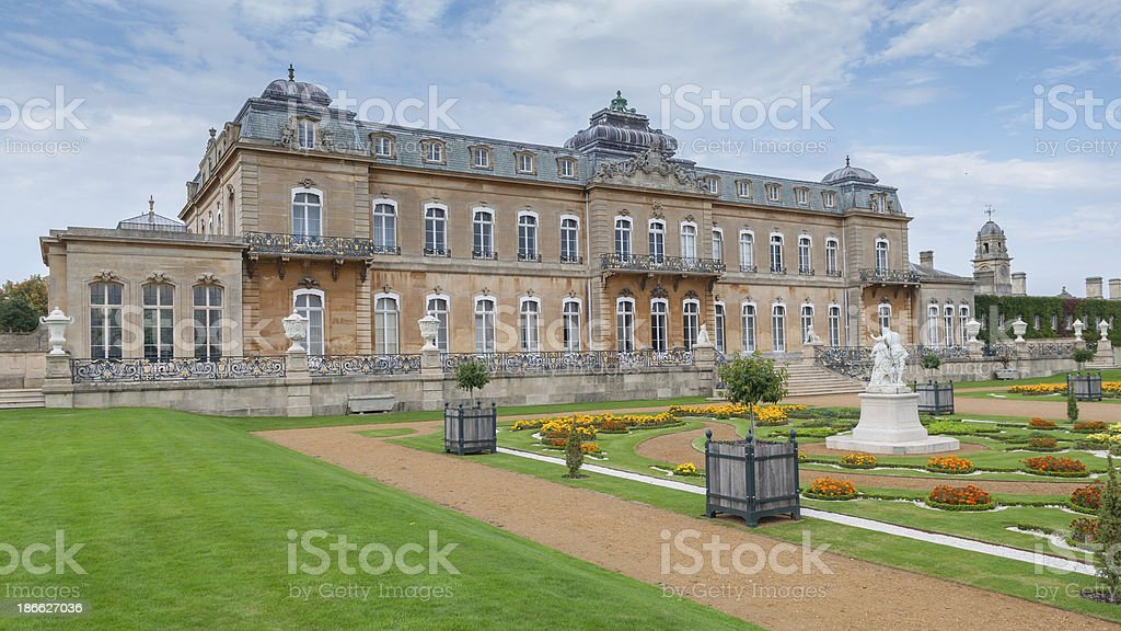 English mansion royalty-free stock photo
