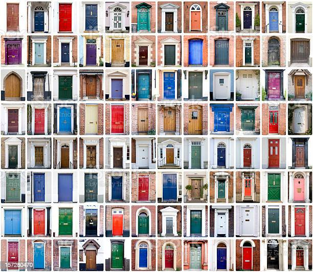 English Shire Doors Stock Photo - Download Image Now