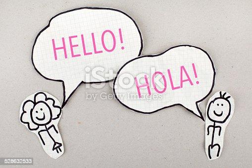 istock English / Spanish Speaking 528632533