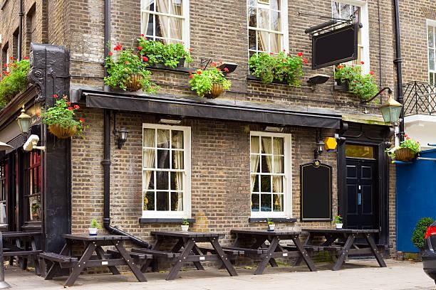 english tavern, pub - pub bildbanksfoton och bilder