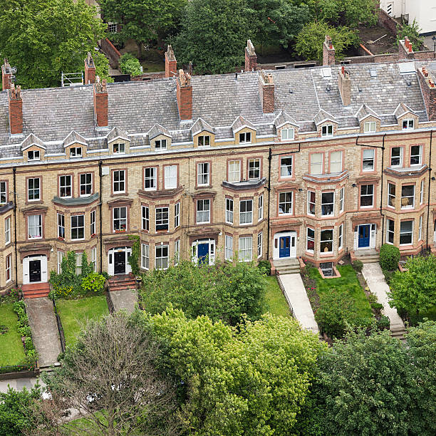 Best Liverpool Row House Uk Europe Stock Photos, Pictures ...