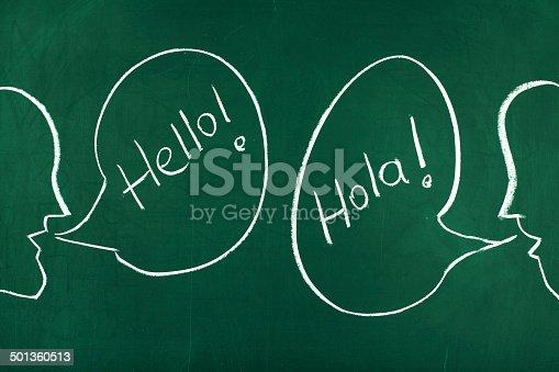 istock English/Spanish Speaking 501360513