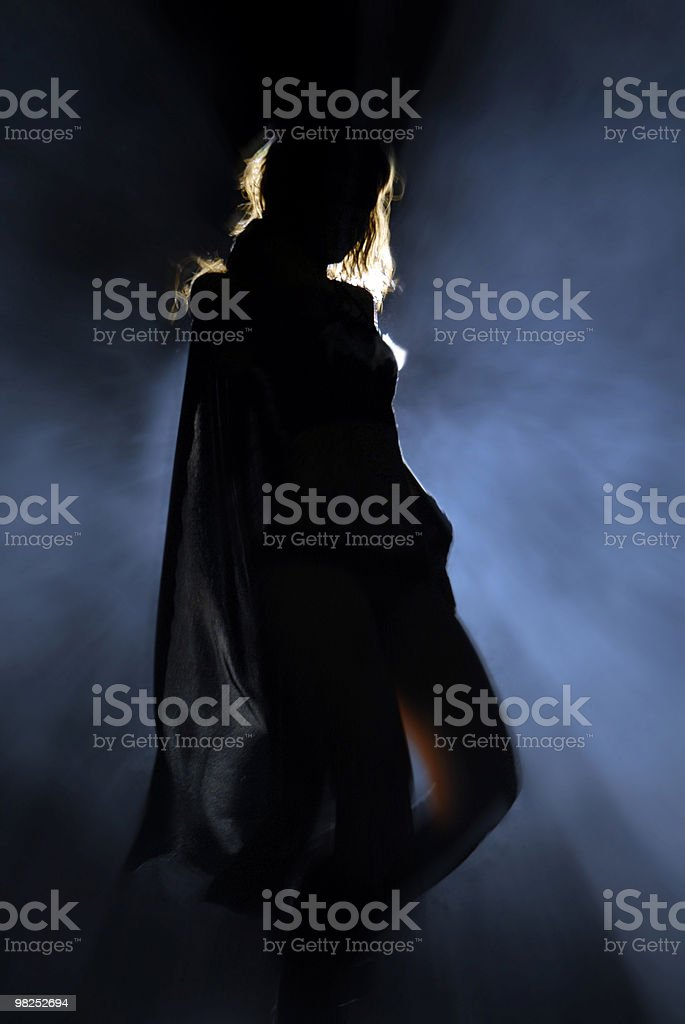 Enigma royalty-free stock photo