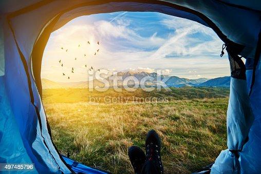 497486952 istock photo enjoy my adventure 497485796