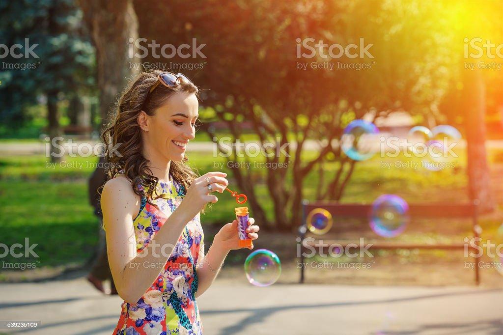 enjoy summer royalty-free stock photo
