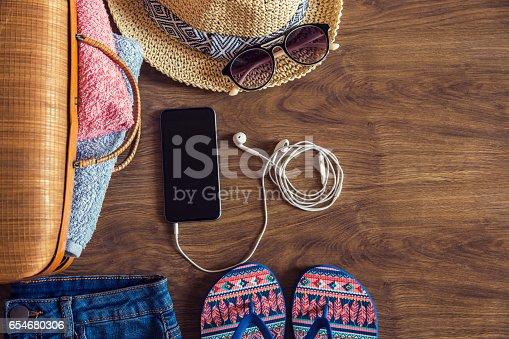istock Enjoy summer 654680306