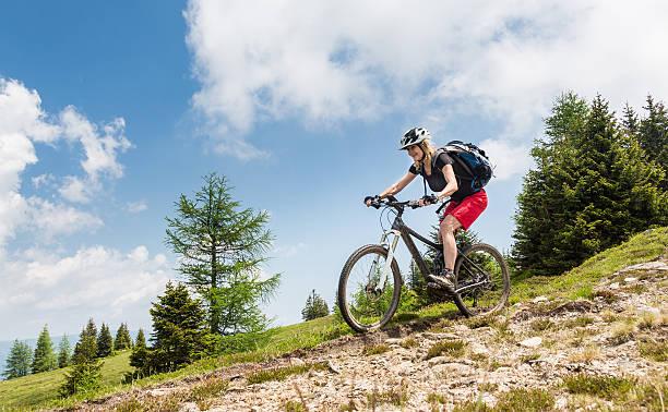 Genießen Sie die Carinthian Downhill Mountain Bike World Championships, Österreich! – Foto