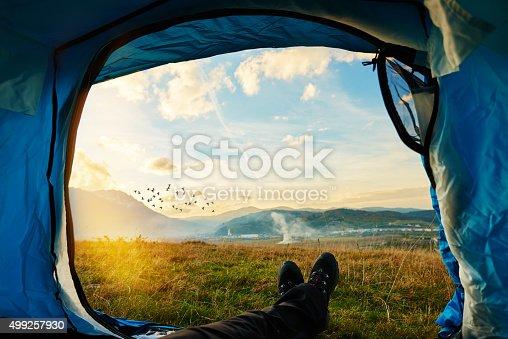 497486952 istock photo enjoy the mountain 499257930