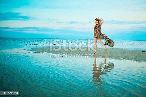 istock enjoy vacation on the beach 801553784