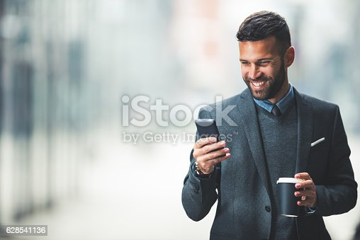 istock Enjoying a break 628541136