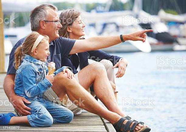 Enjoying A Day Out Stock Photo - Download Image Now