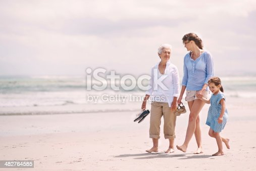 istock Enjoying a girl's day out 482764585