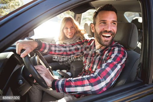 628541610istockphoto Enjoying a road trip 635901320