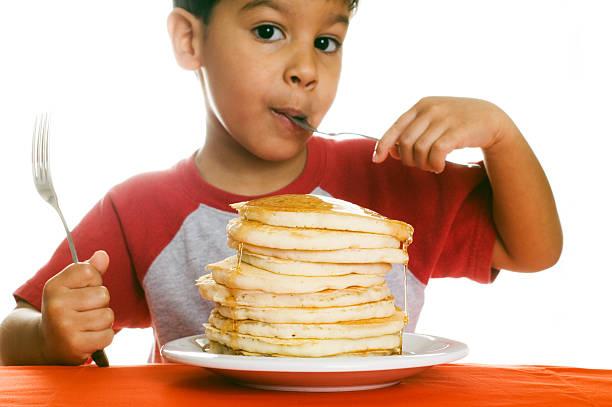 Genießen Sie das Frühstück – Foto