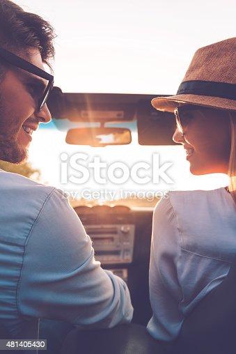 481388538 istock photo Enjoying every minute together. 481405430