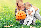 istock Enjoying Halloween holiday 1051767066