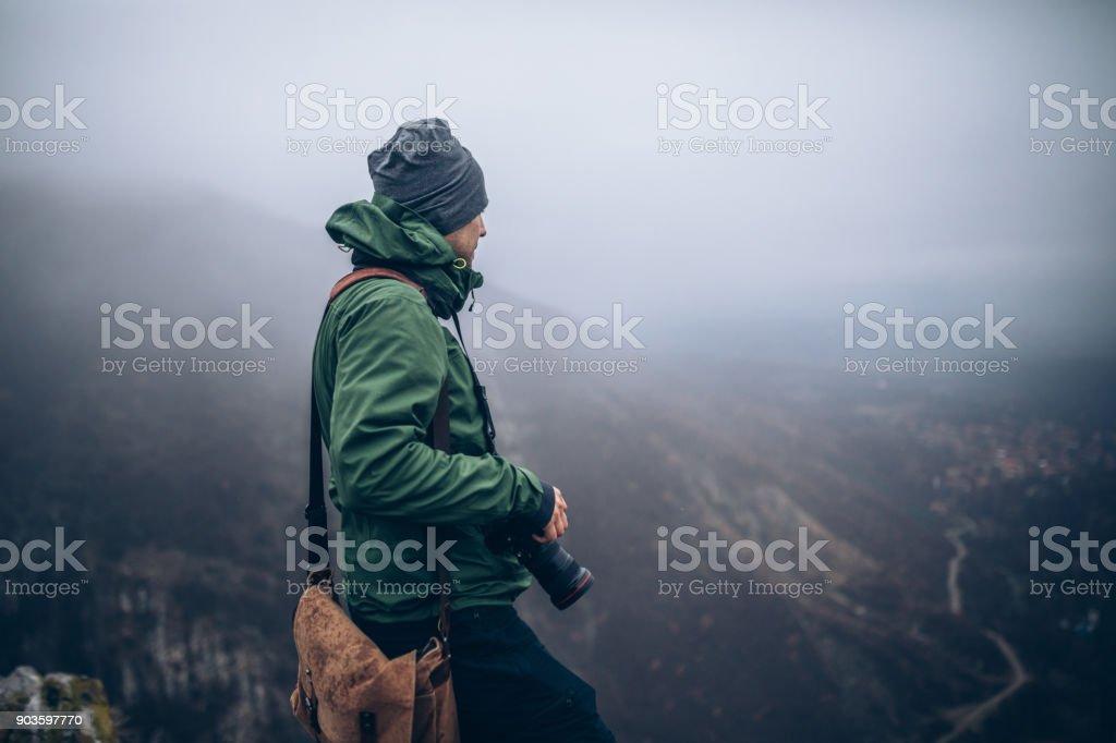 Genießen Sie eine schöne Aussicht – Foto