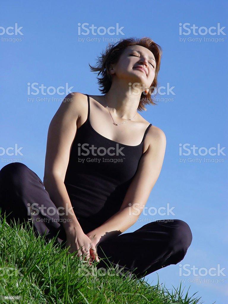 Enjoying life outdoor - Royalty-free Activity Stock Photo