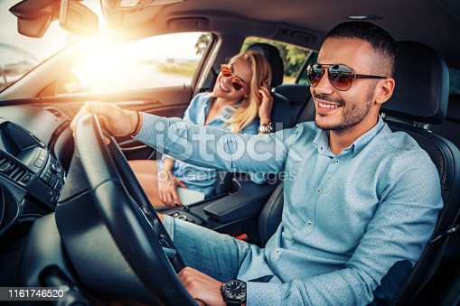 istock Enjoying road trip 1161746520
