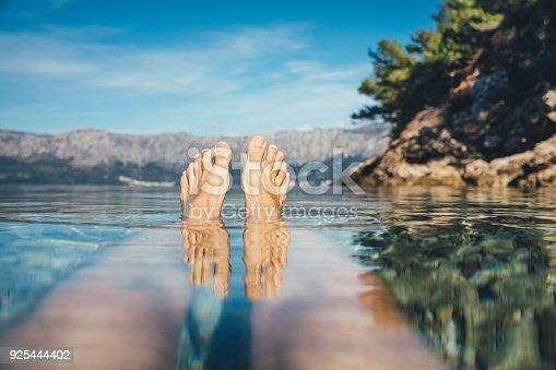 istock Enjoying Summer Vacations 925444402