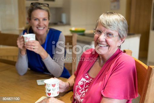 istock Enjoying the Company! 504821100