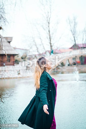 468906855 istock photo Enjoying the fresh sea air 1141417920
