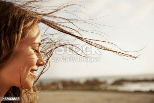 468906855istockphoto Enjoying the fresh sea air 468906855