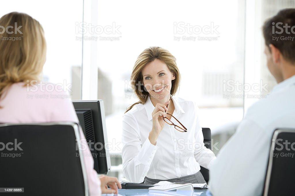 Profitez de la salle de réunion - Photo