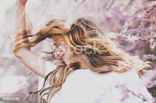 istock Enjoying the springtime 679314760