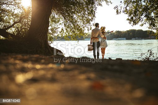 istock Enjoying the view 840874040