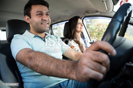627863858istockphoto Enjoying travel. - Stock image 1133366662
