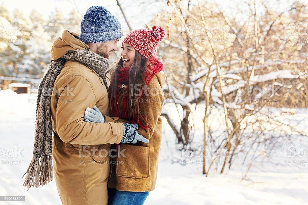 Genießen Sie den winter – Foto