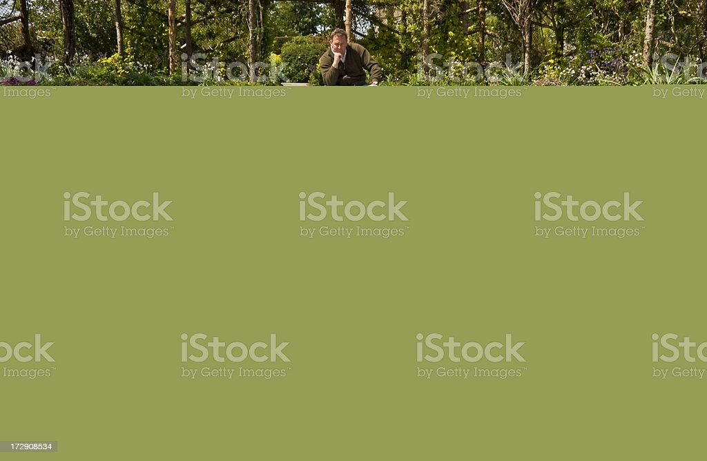 Enormous Luxury home royalty-free stock photo