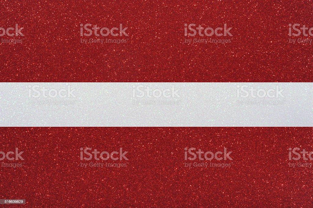 ensign latvia stock photo