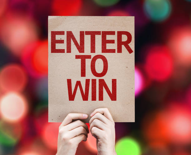 Enter to Win Enter to Win sign entering stock pictures, royalty-free photos & images