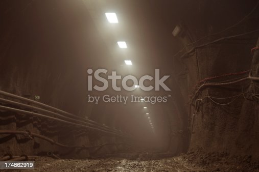 istock Entering a mine 174862919