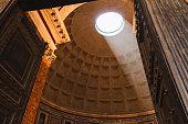 istock Entering the Panteon, Rome 1077737878