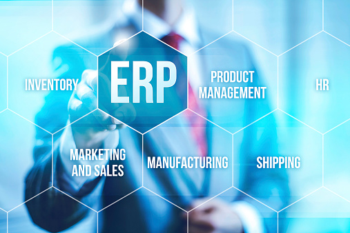 Enterprise Resource Planning Stock Photo - Download Image Now