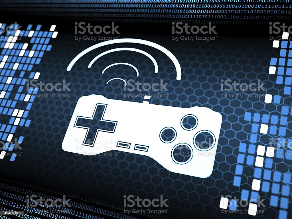 Entertainment Device royalty-free stock photo