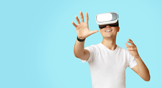 Entertainment in virtual world and modern technology for fun