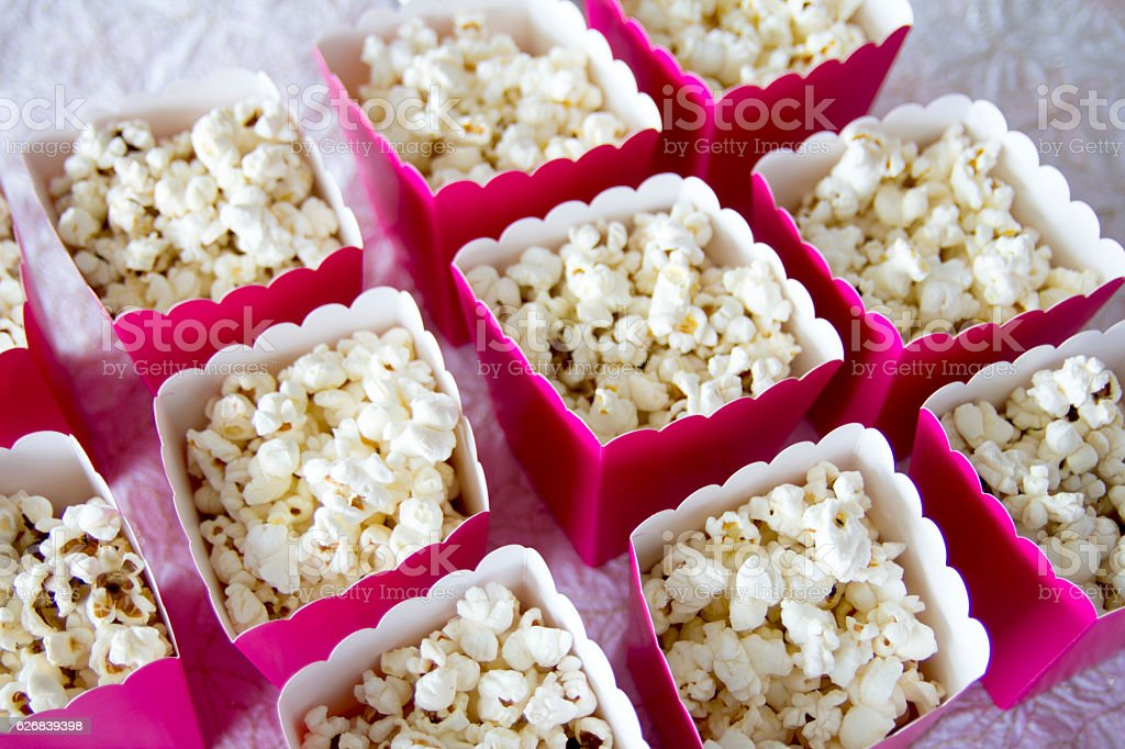 Entertainment Snack stock photo