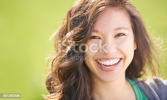 istock Enthusiastic about life 491360596