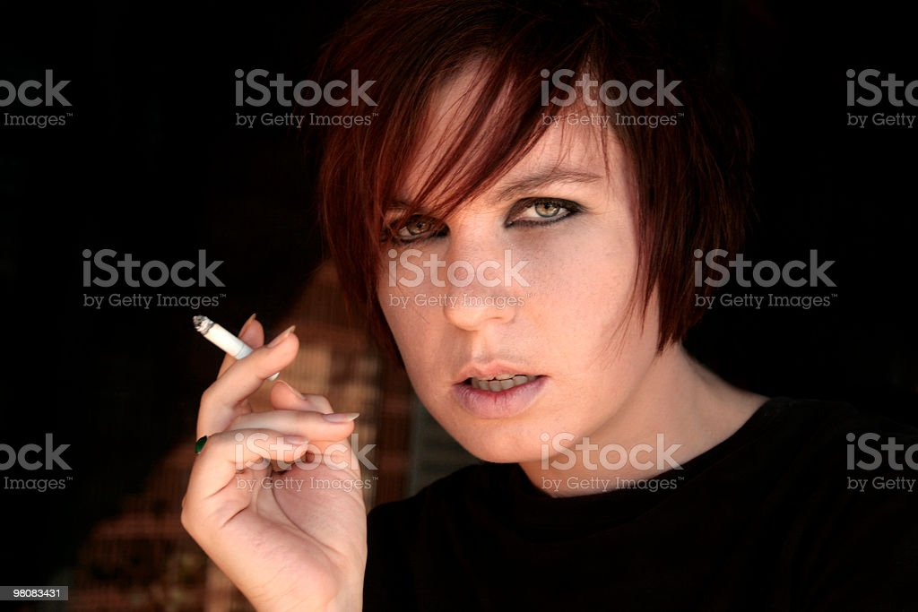 Enticing royalty-free stock photo
