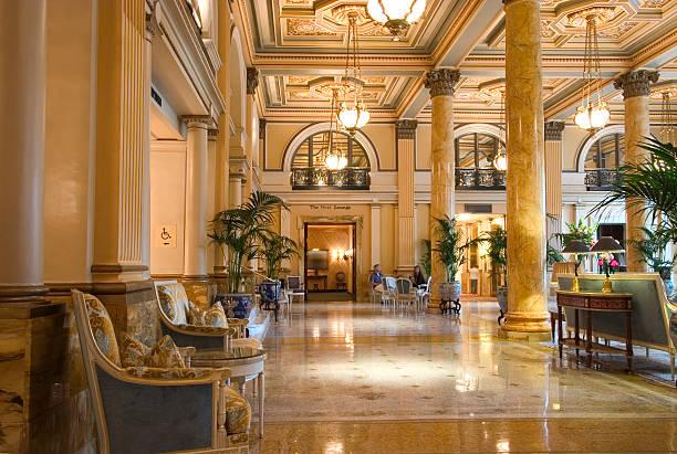 Hall de l'hôtel - Photo