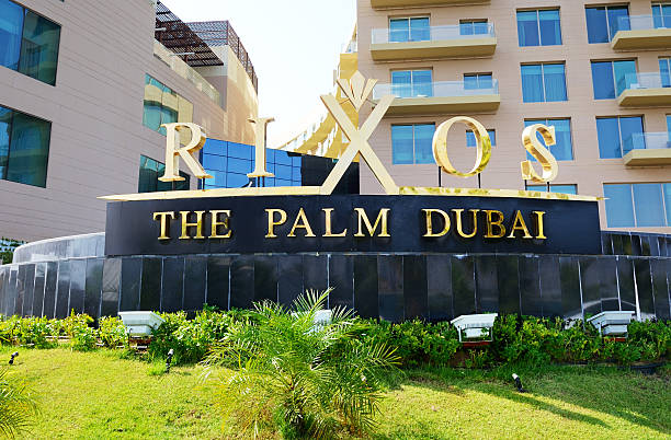 Entrance of rixos the palm dubai luxury hotel picture id482021616?b=1&k=6&m=482021616&s=612x612&w=0&h=2xspyrairsabsekgxmq2yd1tlnxdqd9f6xcpq2xq hy=