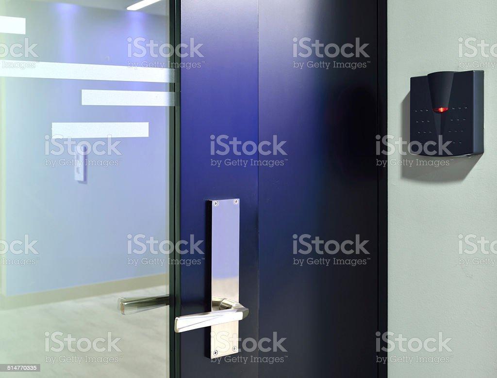 Entrance. stock photo